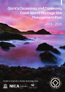 2013-2019 WHS Management Plan cover